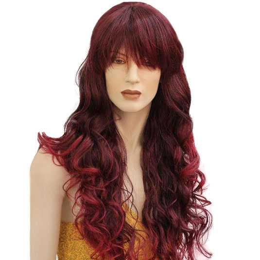 lang Latijns rood haar in Vlissingen
